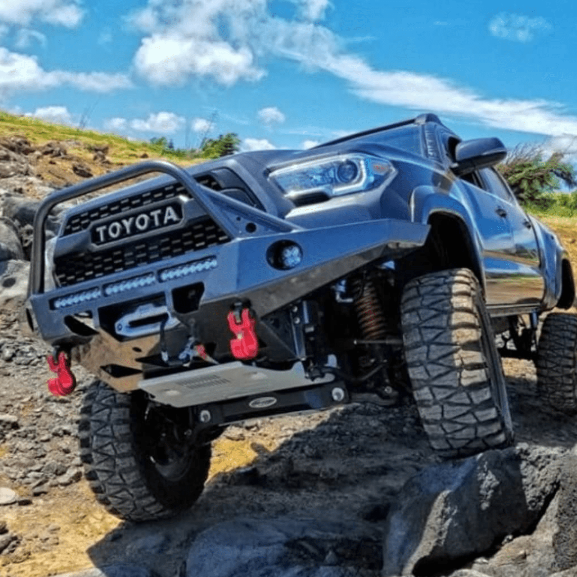 Relentless Fabrication Coupon Codes – Tacoma Bumper